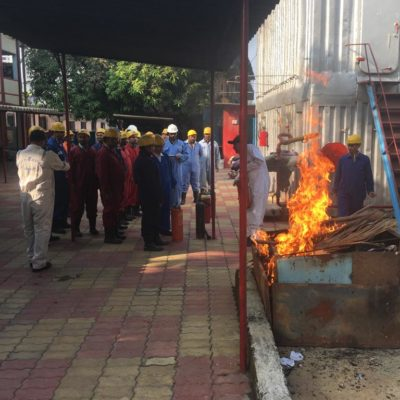 fire safety college in india ICFS